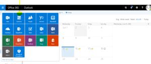 Outlook - Target Integration