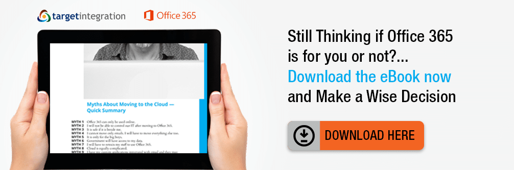 Download 9 Myths of Office 365 Ebook
