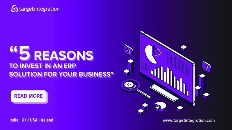 ERP Solution Blog Banner