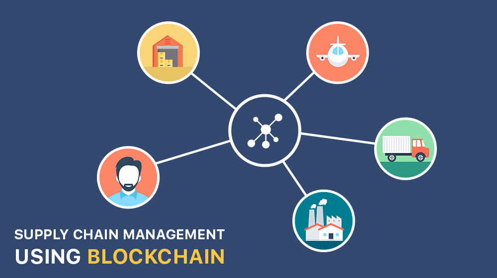 Technology Management Image: How Is Blockchain Technology Transforming Supply Chain