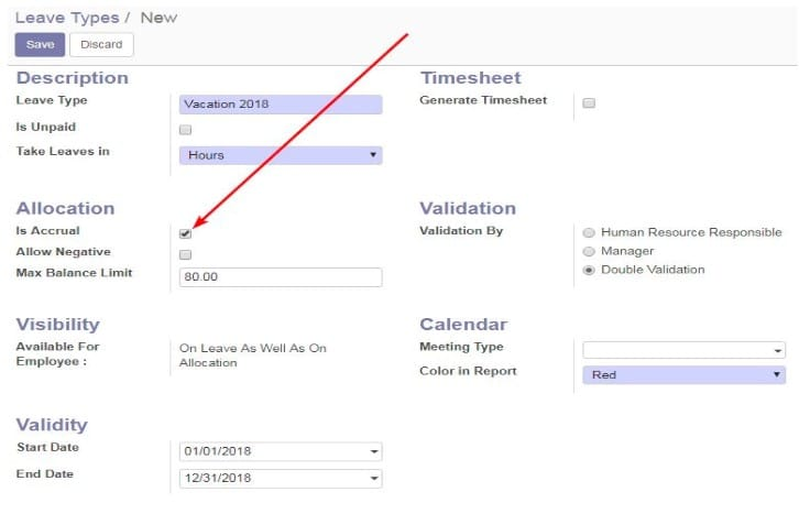 Odoo v12 released: New features added in v12 - Target Integration