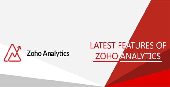 FEATURES OF ZOHO