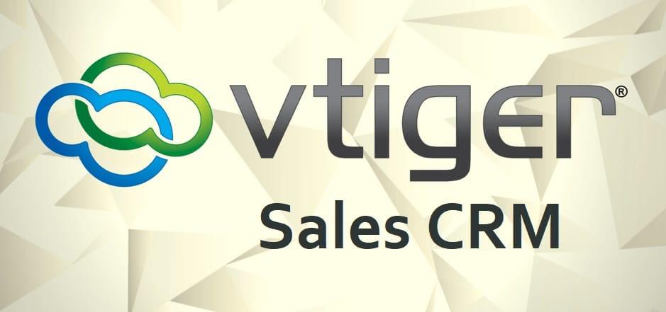 Vtiger Sales CRM