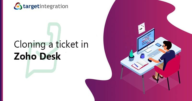 Zoho Desk Ticket Clone