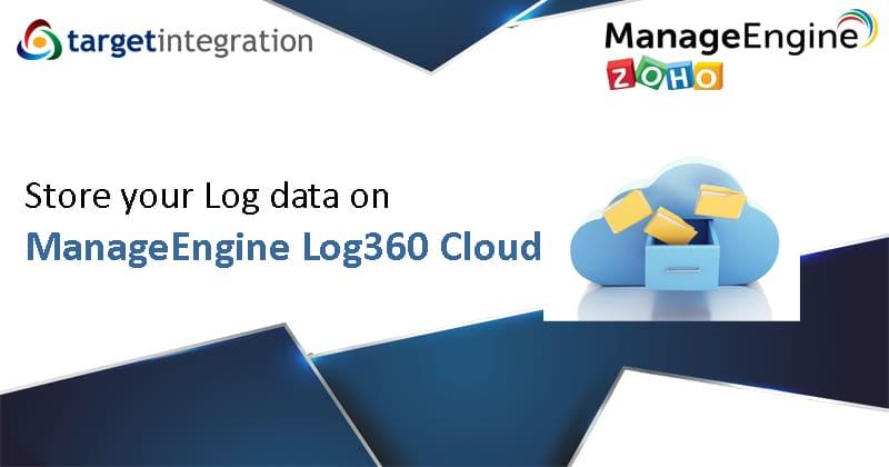 Zoho log360 cloud