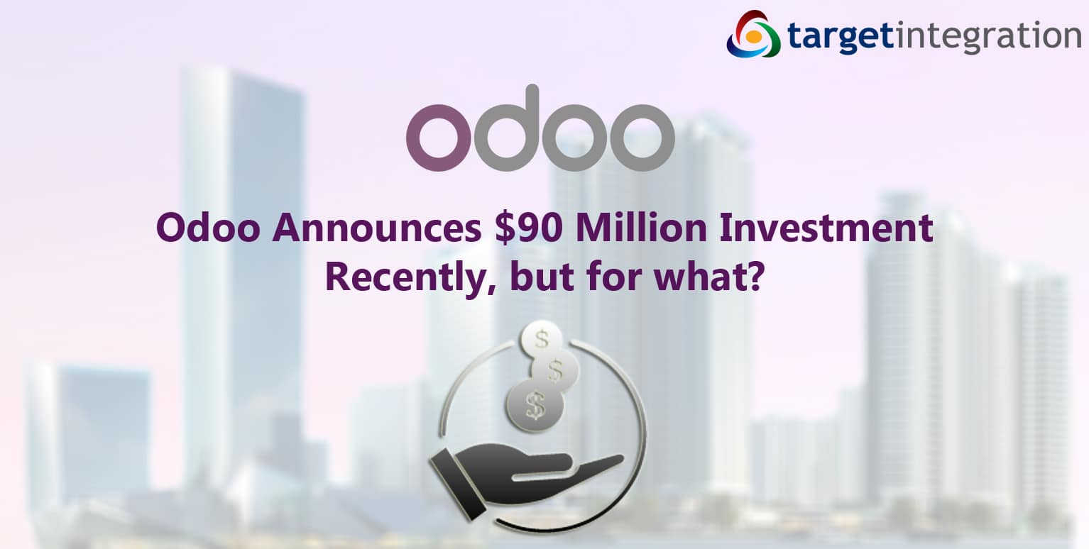 odoo fund raised