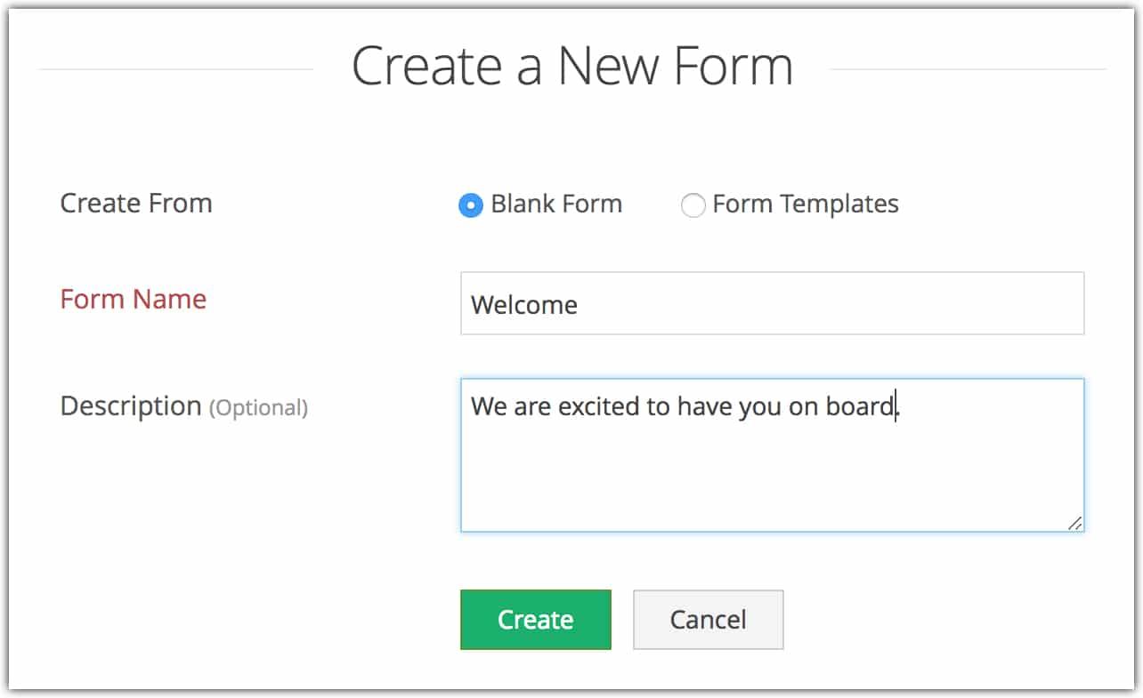 Create-Zoho-Forms